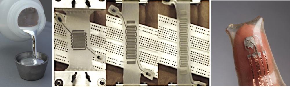 Microfluidic Electronics Sml
