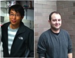 Congrats to Wanliang and Arda for their new faculty appointments!