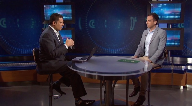 Interview with PBS Scitech Now on Soft Electronics